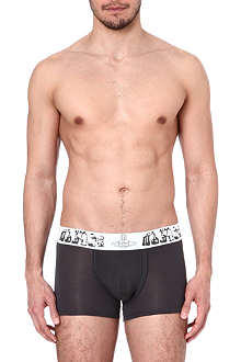 VIVIENNE WESTWOOD MAN waistband trunks