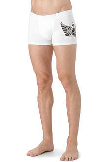 VIVIENNE WESTWOOD Orb logo side trunks