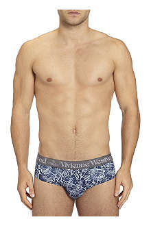 VIVIENNE WESTWOOD All-over orb briefs