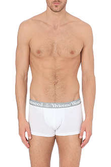 VIVIENNE WESTWOOD Logo-waistband trunks pack of two