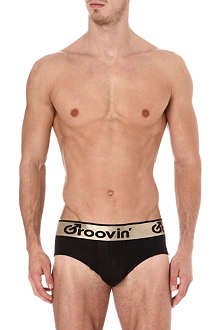 GROOVIN' Stretch sports jock