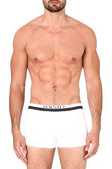 VERSACE Titan low-rise trunks