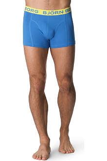 BJORN BORG Bold stretch-cotton trunks