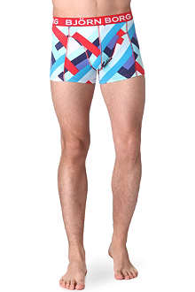 BJORN BORG Over the Top geometric trunks