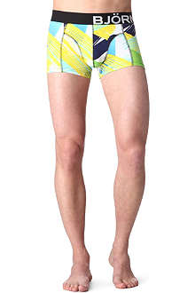 BJORN BORG Wild Styles stretch-cotton trunks