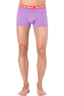 BJORN BORG Plain trunks