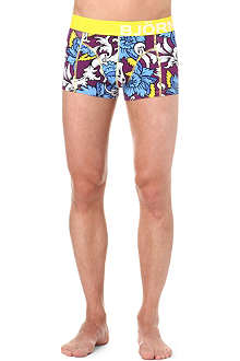 BJORN BORG Floral trunks
