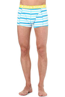 BJORN BORG Striped trunks