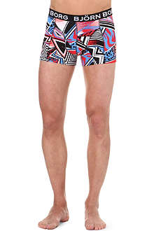 BJORN BORG Graphic-print trunks