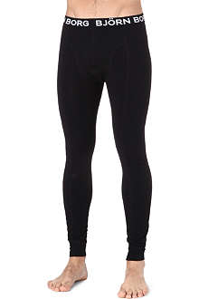 BJORN BORG Plain long johns