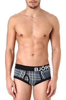 BJORN BORG Technical check briefs
