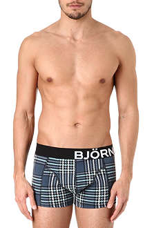 BJORN BORG Technical check trunks