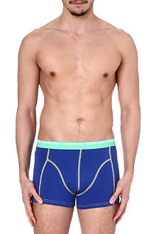 BJORN BORG Pack of three basic logo trunks