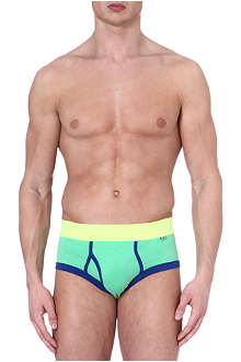 BJORN BORG Stretch-cotton briefs