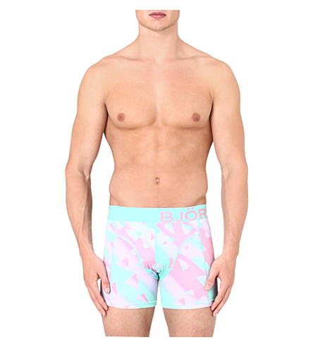 BJORN BORG Dazed Confused trunks (Opal