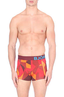 BJORN BORG Camoflash cotton trunks