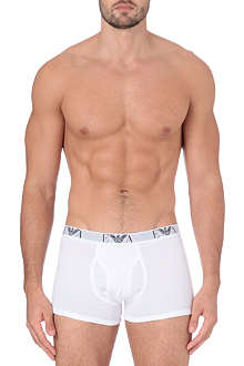 ARMANI Three pack logo trunks