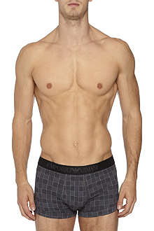 ARMANI Pinstripe trunks