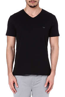 ARMANI Cotton t-shirts pack of three