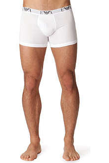 ARMANI Three pack long boxers
