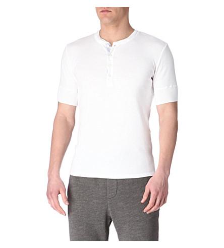 SCHIESSER Karl Heinz t-shirt (White