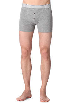 SCHIESSER Ludwig hip-sports boxer shorts