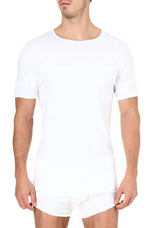 THE WHITE BRIEFS Crew-neck t-shirt