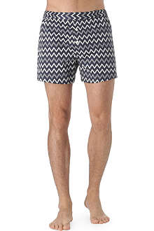 UNDER Victor cotton boxer shorts