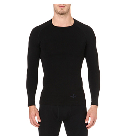 PELHAM AND STRUTT Compression top (Black