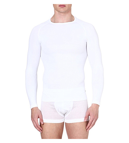 PELHAM AND STRUTT Compression top (White