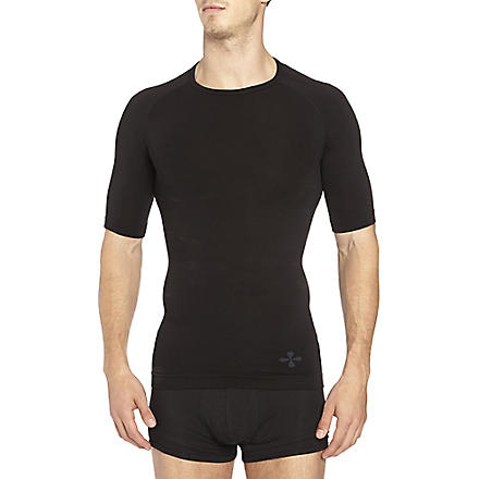 PELHAM AND STRUTT Thermocool t-shirt (Black