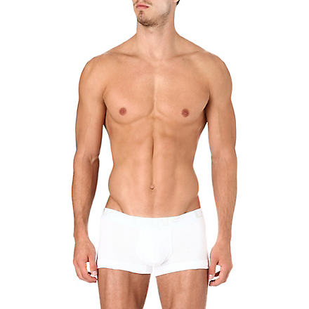C-IN 2 Low No Show Core Army trunks (White