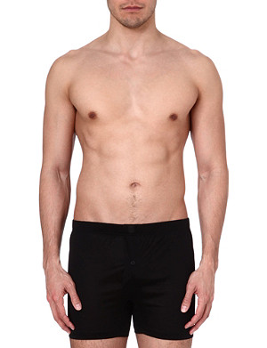 ZEGNA Cotton boxer shorts