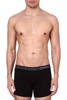 ZEGNA Elasticated waistband boxer shorts