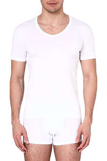 ZEGNA Mid v-neck jersey t-shirt