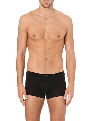 ZEGNA Stretch-cotton trunks