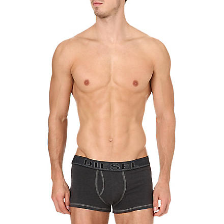 DIESEL Under denim trunks (Black
