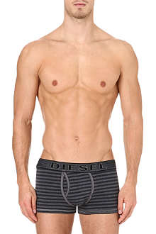 DIESEL Under denim stripe trunks