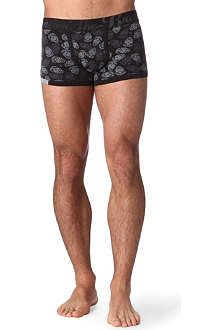 DIESEL Sugar Skull stretch-cotton trunks