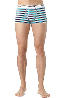 DIESEL Three pack striped trunks