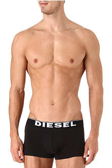 DIESEL Pack of two plain and printed briefs