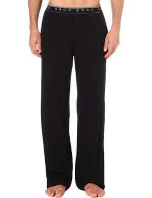 HUGO BOSS Stretch-cotton pyjama trousers