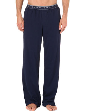 HUGO BOSS Stretch-cotton pyjama trousers