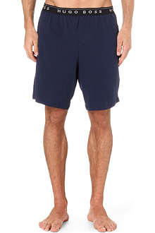 HUGO BOSS Stretch-cotton boxer shorts