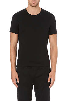 HUGO BOSS Short-sleeved cotton t-shirt