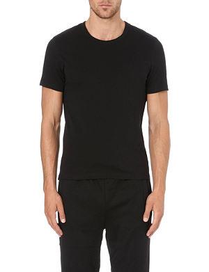 HUGO BOSS Short-sleeved cotton t-shirts pack of 3