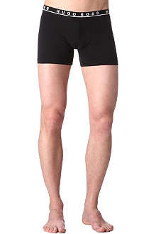 HUGO BOSS Three pack Flex cyclist trunks