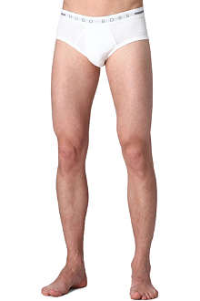 HUGO BOSS Traditional cotton briefs