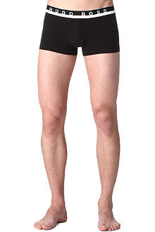 HUGO BOSS Stretch–cotton trunks