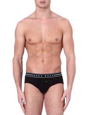 HUGO BOSS Stripe logo briefs